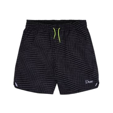 dime warp shorts (black)