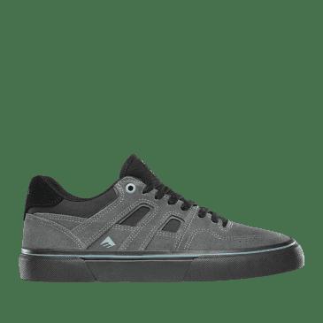 Emerica Tilt G6 Vulc Skate Shoes - Grey / Black / Blue