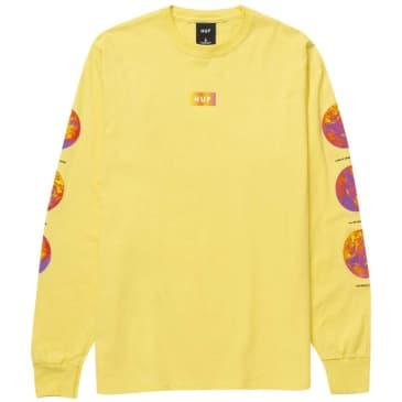 Climate Meltdown Long Sleeve T-Shirt - Yellow
