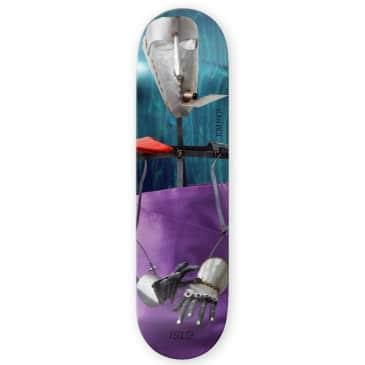 "Isle Skateboards - Artist Series - Tom Knox - Skateboard Deck - 8.375"""