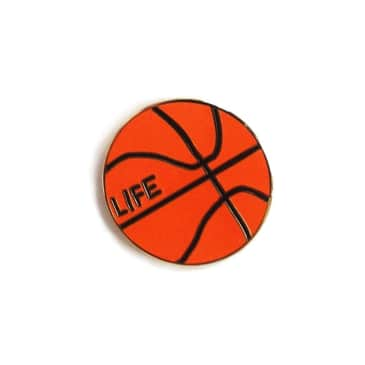 Vacancy Projects - Ball is Life Pin