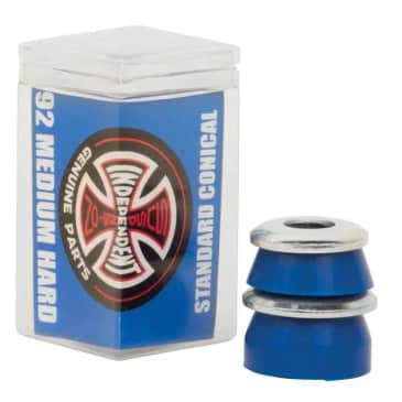 Independent Conical Bushings Medium Hard 92a (Blue)