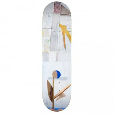 Isle Skateboards Sculpture Series Deck Taveria 8.25""