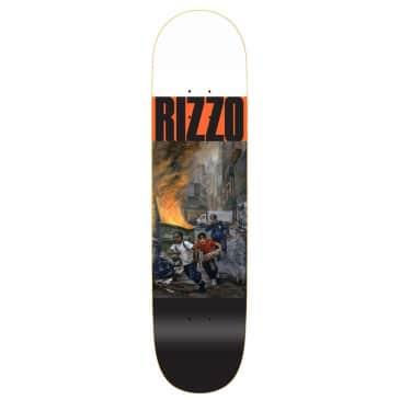 "Quasi Run Rizzo Skateboard Deck - 8.375"""