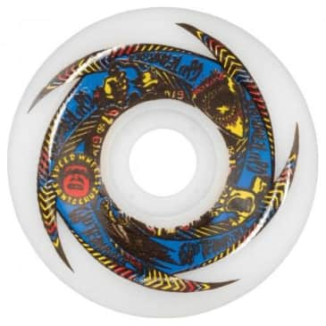 OJ II Team Rider Wheels 97a 61mm