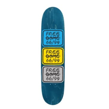 Stacked Logo Deck 8.0