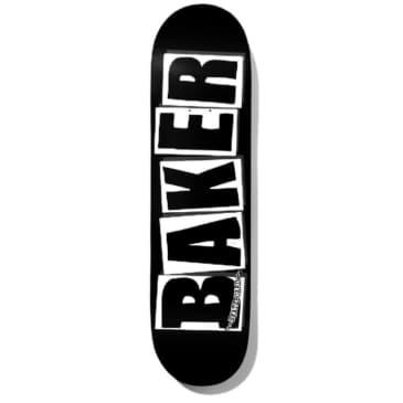 Baker - Brand Logo Deck 8.25 BLK/WHT