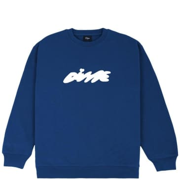 Dime Bubbly Crewneck - Navy
