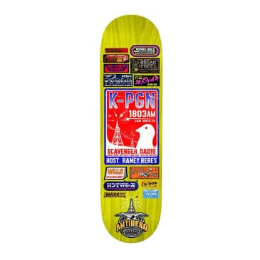"Anti-Hero Beres Broadcasting 8.06"" Deck"