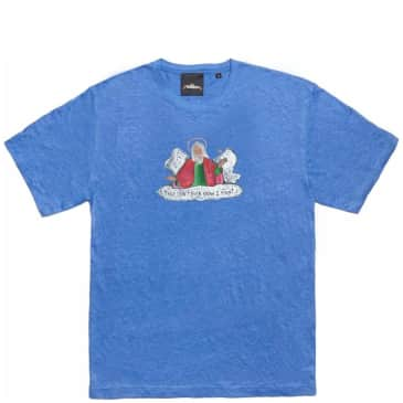 Come To My Church They Don'T Even Know T-Shirt - Blue