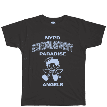 Paradise.NYC Angels T-Shirt - Black