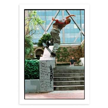 Eric Koston, San Francisco. 1998