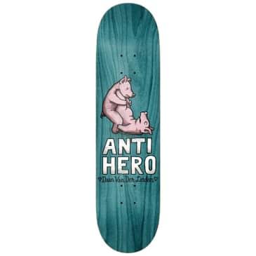 "Antihero Skateboards - Daan Van Der Linden Only For Lovers 2 Deck 8.38"" wide"