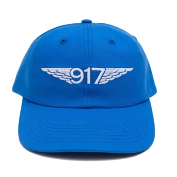 Call Me 917 Team Wings Hat - Navy