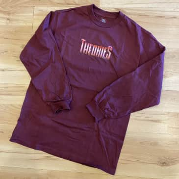 Theories Revealed Longsleeve Shirt (Maroon)