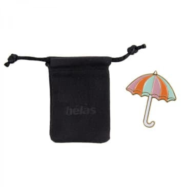 Helas UMB Pin - Pink / Orange / Mint Green