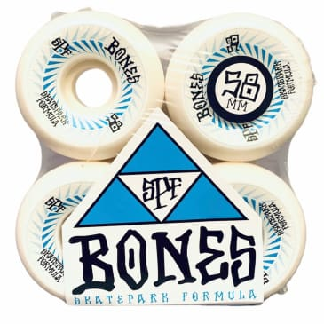 Bones Wheels Spine SPF's 58mm