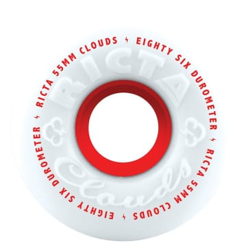RICTA - 55mm Clouds Red 86a