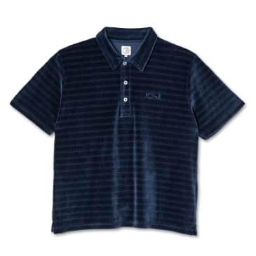 Polar Skate Co - Stripe velour shirt