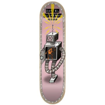 TOY MACHINE Lutheran Insecurity Deck 8.25