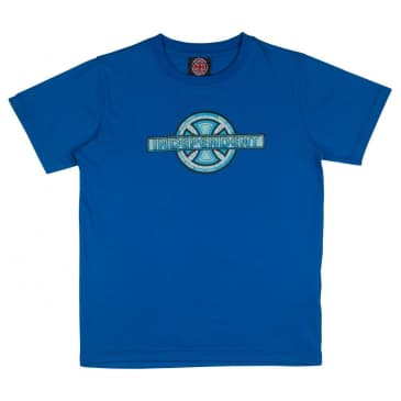 Independent Truck Co. Stained Glass Youth T-shirt - Blue