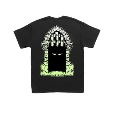 Dungeon Gateway Portcullis Glow In Dark Tee