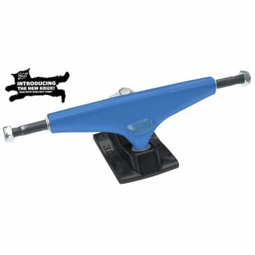 Krux K5 Blue/Black Standard Trucks 8.0""