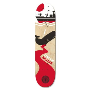 """Karma - Skate For The Planet Whales 8.5"""""""