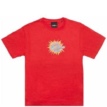 Come To My Church Bang! T-Shirt - Red