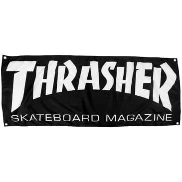 Thrasher Logo Banner