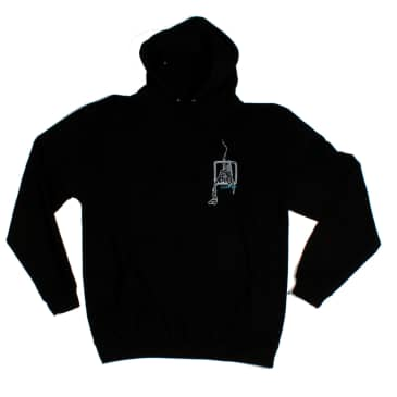 Campus X French Collaboration Hoodie - Black