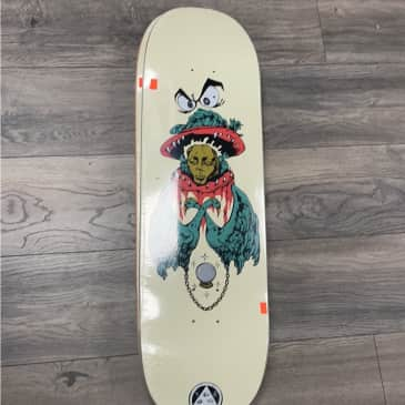 Welcome Skateboards Victim Of Time 9.0