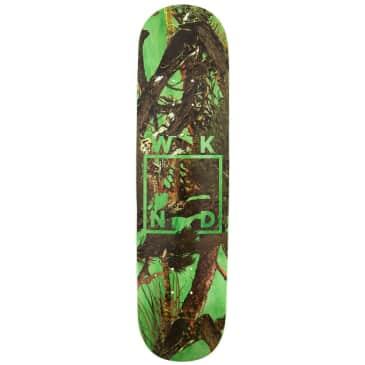 """WKND Camo Logo Skateboard Deck - 8.6"""""""