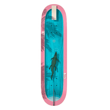 """Real Skateboards Deck Zion Dive In 8.5"""""""