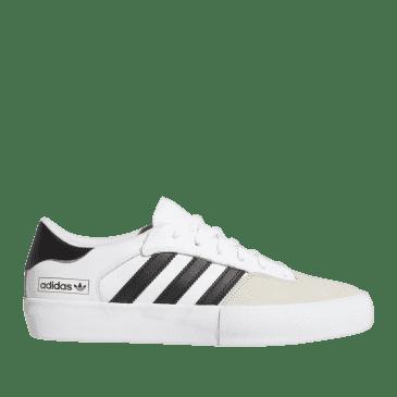 adidas Skateboarding Matchbreak Super Shoes - Ftwr White / Core Black / Clear Brown