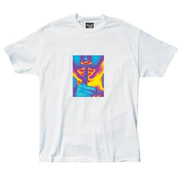 The Quiet Life - Thermal T-shirt - White