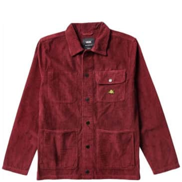 Vans Micro Dazed Corduroy Chore Coat - Port Royale