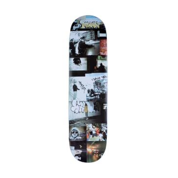 GX1000 Graffiti Document 1 Skateboard Deck - 8.125""