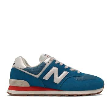 New Balance 574 Shoes - Natural Indigo / Blue