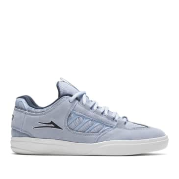 Lakai Carroll Suede Skate Shoes - Light Blue