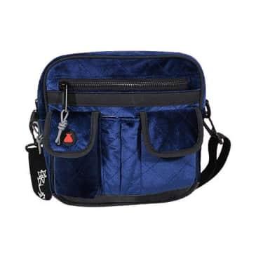 "The BumBag Co - Troy ""Bobby Long"" Rhoades Utility Shoulder Bag - Blue"