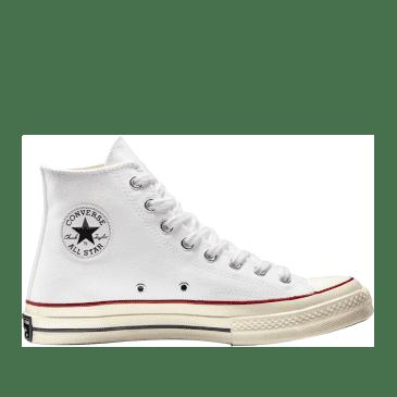 Converse Chuck 70 Hi Shoes - White / White