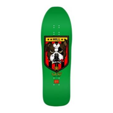 "Powell Peralta Hill Bulldog 10"" Deck - Reissue"