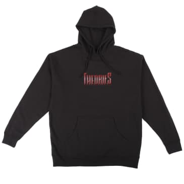 Theories - Revealed Pullover Hoodie Black Medium