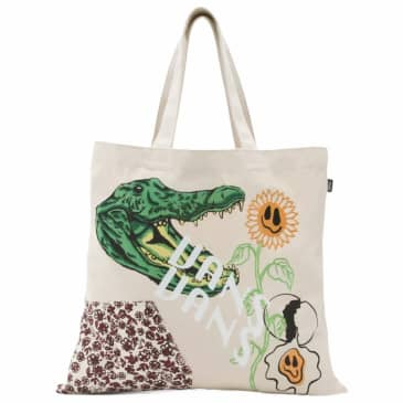 Vans Micro Dazed Tote Bag Natural