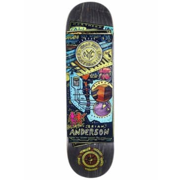 "Anti Hero - Anderson Maps/Homes Deck (8.75"")"