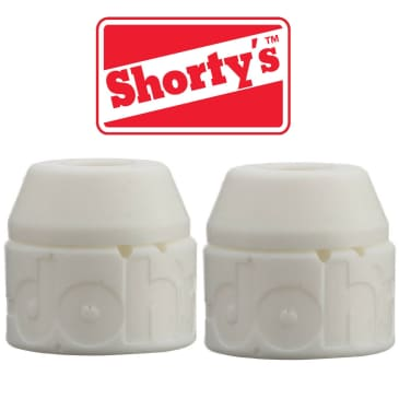 Shorty's Doh Doh Bushings 98a White