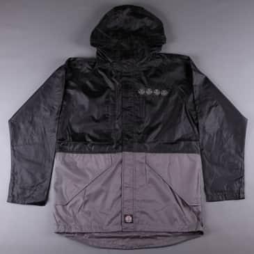Independent 'Breaker' Jacket (Black / Charcoal)