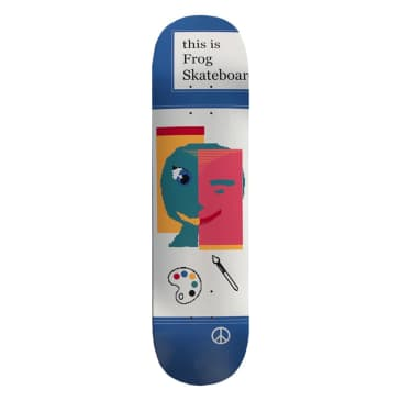 Frog Skateboards - This Is Frog Deck - 8""