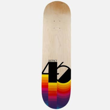 District 46 District Studio Skateboard Deck - 8.4